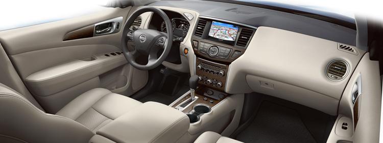 2017-nissan-pathfinder-interior
